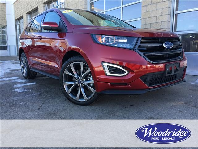 2017 Ford Edge Sport (Stk: 16870) in Calgary - Image 1 of 21
