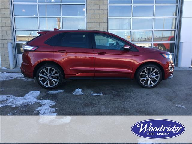 2017 Ford Edge Sport (Stk: 16870) in Calgary - Image 2 of 21
