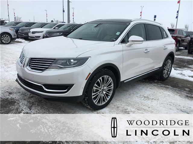 2018 Lincoln MKX Reserve (Stk: J-778) in Calgary - Image 1 of 6