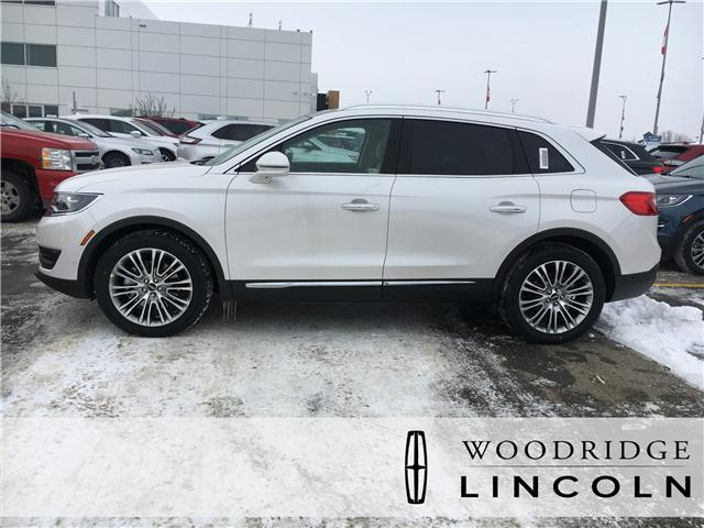 2018 Lincoln MKX Reserve (Stk: J-778) in Calgary - Image 2 of 6