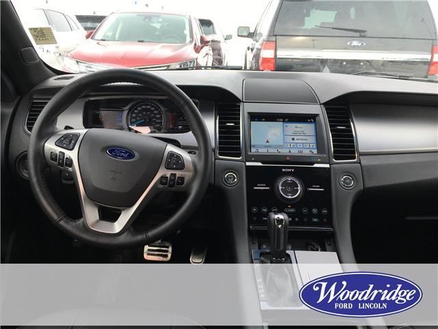 2018 Ford Taurus SHO (Stk: J-854) in Calgary - Image 4 of 5