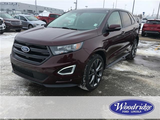 2018 Ford Edge Sport (Stk: J-921) in Calgary - Image 1 of 5
