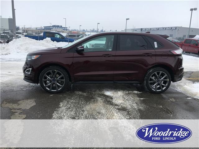 2018 Ford Edge Sport (Stk: J-921) in Calgary - Image 2 of 5