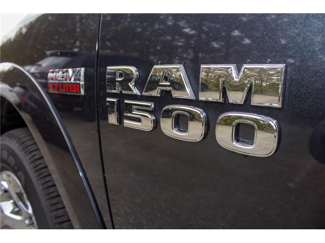 2017 RAM 1500 Laramie (Stk: H846489) in Abbotsford - Image 11 of 30