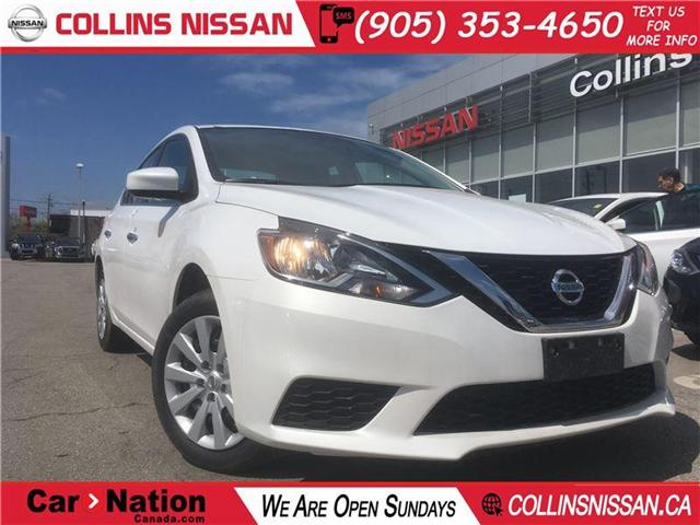 2018 Nissan Sentra 1.8 S (Stk: SE18012) in St. Catharines - Image 1 of 14