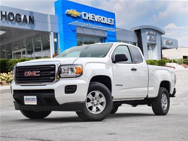 2018 GMC Canyon Base (Stk: 8225397) in Scarborough - Image 1 of 24