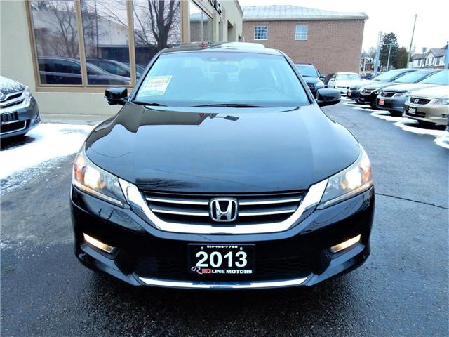 2013 Honda Accord EX-L (Stk: 1HGCR2) in Kitchener - Image 2 of 30
