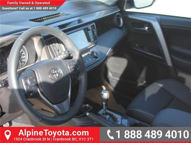 2018 Toyota RAV4 Limited (Stk: W730740) in Cranbrook - Image 8 of 18