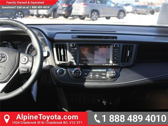 2018 Toyota RAV4 Limited (Stk: W730740) in Cranbrook - Image 9 of 18