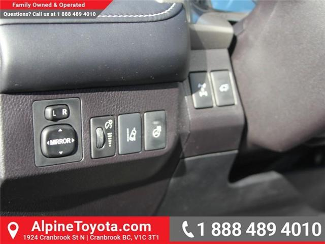 2018 Toyota RAV4 Limited (Stk: W730740) in Cranbrook - Image 14 of 18