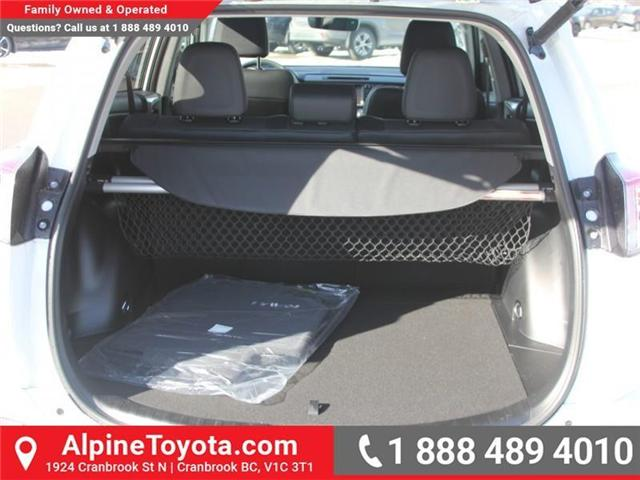2018 Toyota RAV4 Limited (Stk: W730740) in Cranbrook - Image 16 of 18