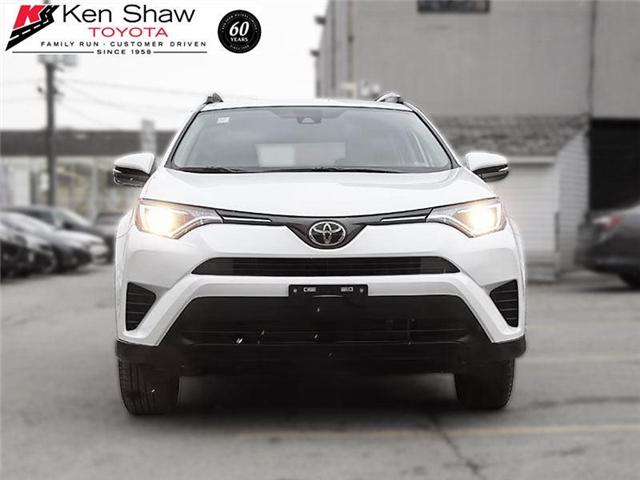 2017 Toyota RAV4 LE (Stk: 15115A) in Toronto - Image 1 of 18