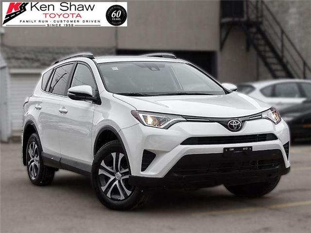 2017 Toyota RAV4 LE (Stk: 15115A) in Toronto - Image 2 of 18