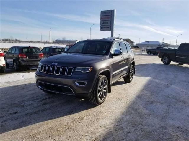 2018 Jeep Grand Cherokee Limited (Stk: RT101) in  - Image 2 of 20