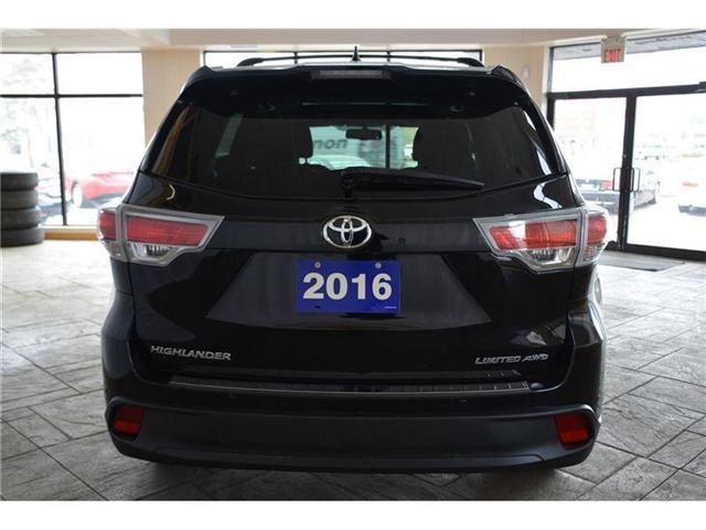 2016 Toyota Highlander  (Stk: 240815) in Milton - Image 6 of 50