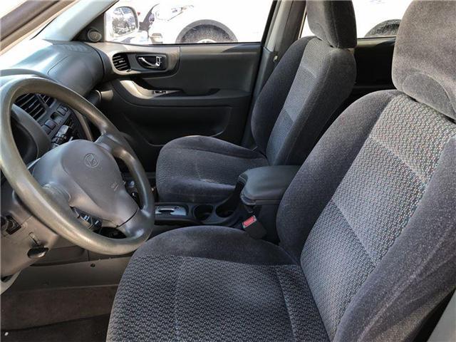 2004 Hyundai Santa Fe GL V6 (Stk: TN17102B) in Woodstock - Image 11 of 20