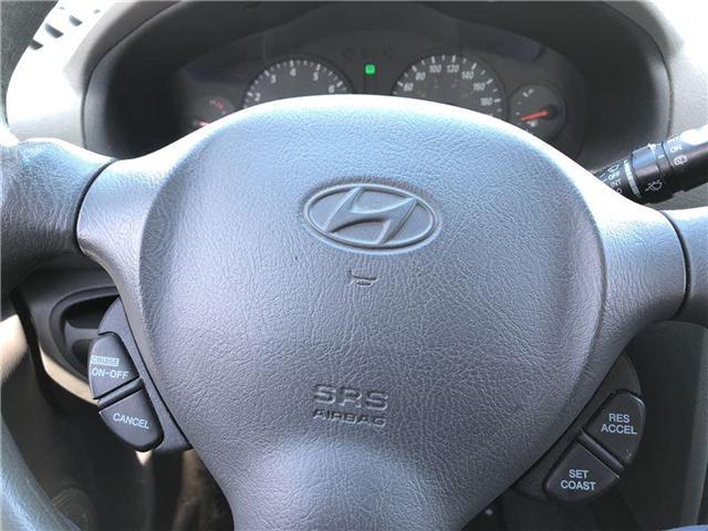 2004 Hyundai Santa Fe GL V6 (Stk: TN17102B) in Woodstock - Image 13 of 20