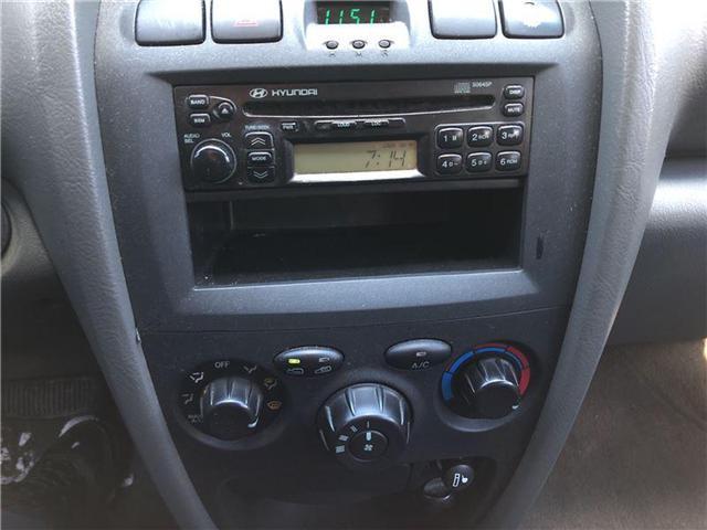 2004 Hyundai Santa Fe GL V6 (Stk: TN17102B) in Woodstock - Image 15 of 20