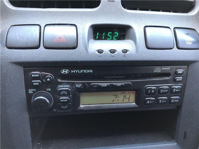 2004 Hyundai Santa Fe GL V6 (Stk: TN17102B) in Woodstock - Image 17 of 20