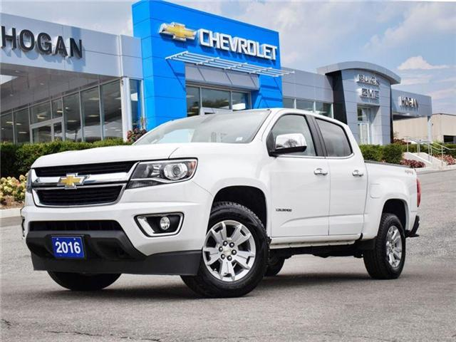 2016 Chevrolet Colorado LT (Stk: W2110890) in Scarborough - Image 1 of 25