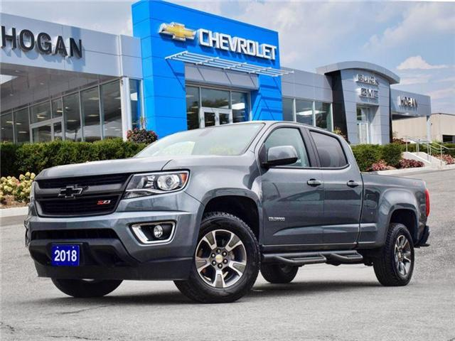 2018 Chevrolet Colorado Z71 (Stk: W3122841) in Scarborough - Image 1 of 28