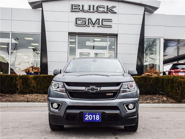 2018 Chevrolet Colorado Z71 (Stk: W3122841) in Scarborough - Image 4 of 27