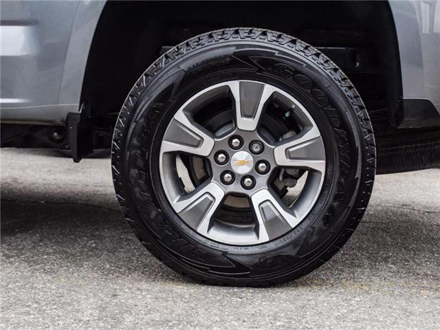 2018 Chevrolet Colorado Z71 (Stk: W3122841) in Scarborough - Image 10 of 27