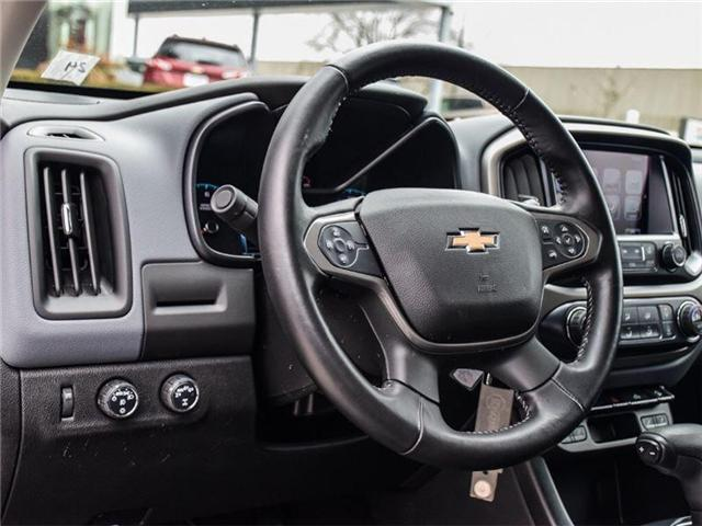 2018 Chevrolet Colorado Z71 (Stk: W3122841) in Scarborough - Image 11 of 27