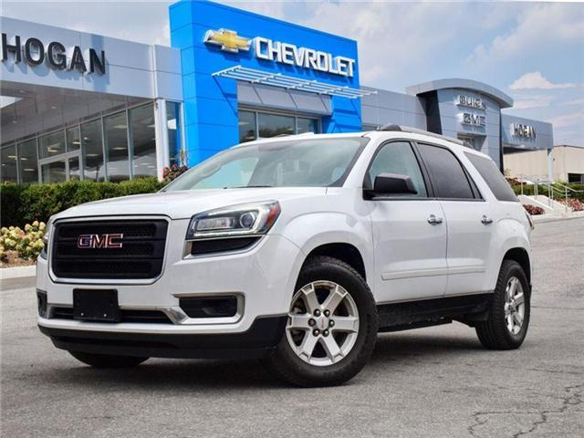 2016 GMC Acadia SLE2 (Stk: W1203416) in Scarborough - Image 1 of 22