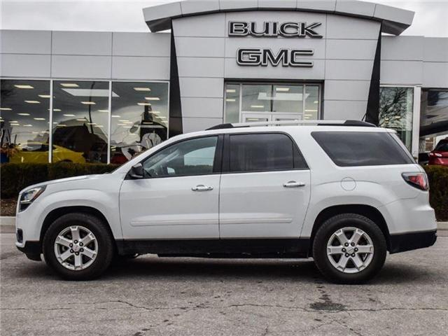 2016 GMC Acadia SLE2 (Stk: W1203416) in Scarborough - Image 2 of 22