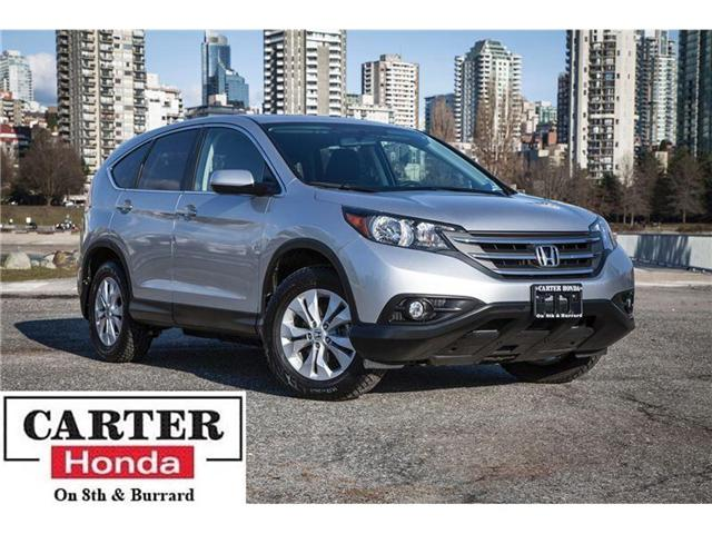 2012 Honda CR-V EX (Stk: 8J75012) in Vancouver - Image 1 of 29