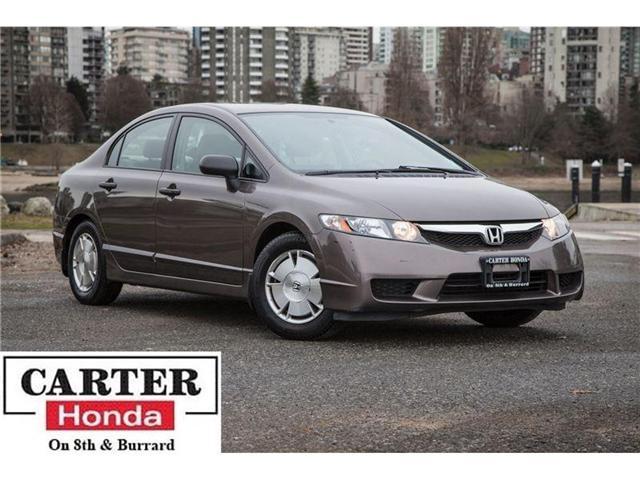 2010 Honda Civic DX-G (Stk: 3J12791) in Vancouver - Image 1 of 23
