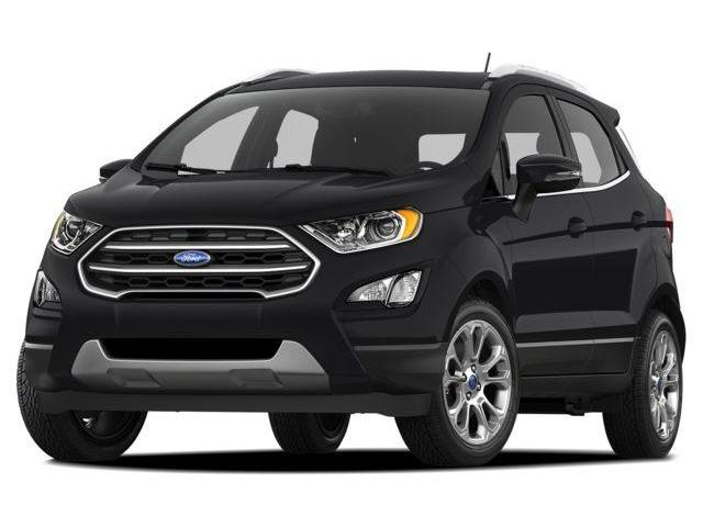 2018 Ford EcoSport SE (Stk: J-053) in Calgary - Image 1 of 3
