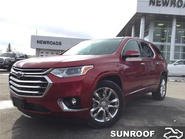 2018 Chevrolet Traverse High Country (Stk: J112935) in Newmarket - Image 1 of 30