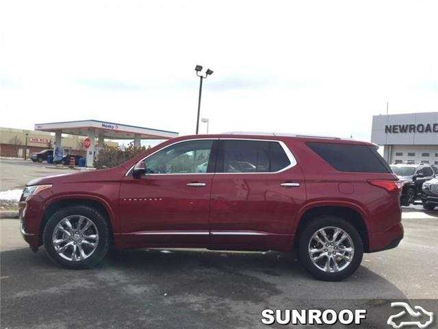 2018 Chevrolet Traverse High Country (Stk: J112935) in Newmarket - Image 2 of 30