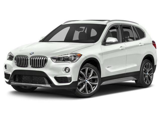 2018 BMW X1 xDrive28i (Stk: N35481) in Markham - Image 1 of 9