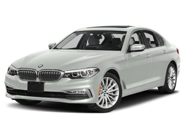 2018 BMW 530 i xDrive (Stk: N35489) in Markham - Image 1 of 9