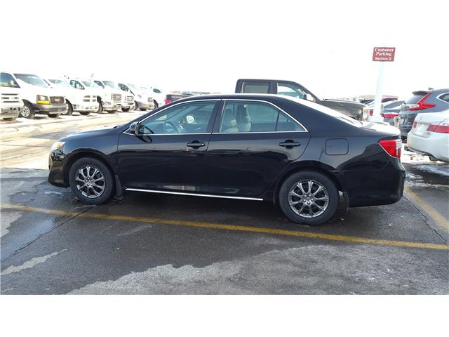 2012 Toyota Camry LE (Stk: 308680) in Burlington - Image 2 of 4