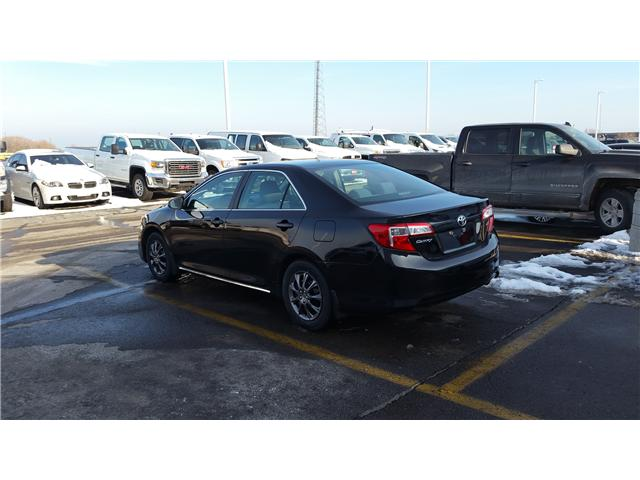 2012 Toyota Camry LE (Stk: 308680) in Burlington - Image 3 of 4