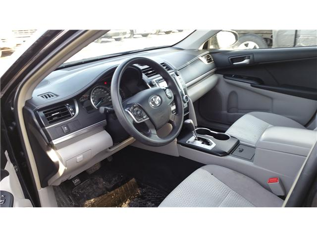 2012 Toyota Camry LE (Stk: 308680) in Burlington - Image 4 of 4