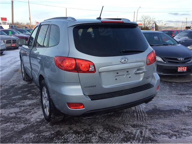 2009 Hyundai Santa Fe Limited (Stk: 308481) in Burlington - Image 2 of 7