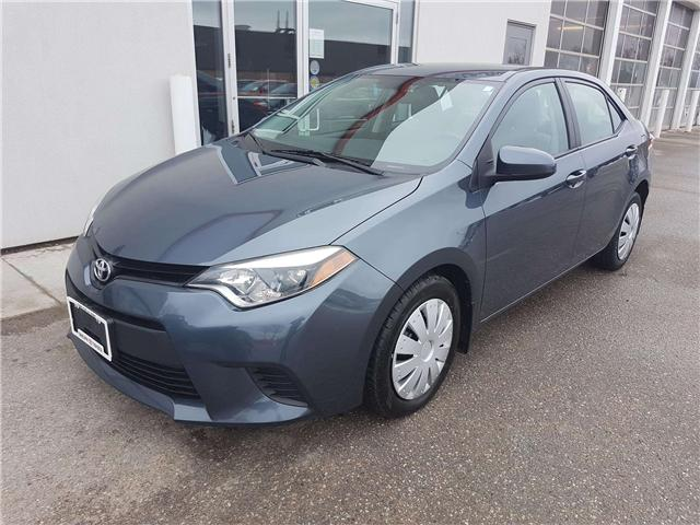 2014 Toyota Corolla LE (Stk: U00720) in Guelph - Image 1 of 30