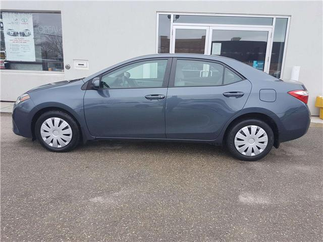 2014 Toyota Corolla LE (Stk: U00720) in Guelph - Image 2 of 30