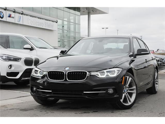 2018 BMW 330 i xDrive (Stk: 8614884) in Brampton - Image 1 of 12