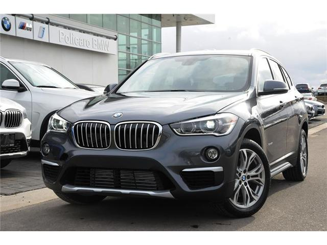 2018 BMW X1 xDrive28i (Stk: 8K31245) in Brampton - Image 1 of 12