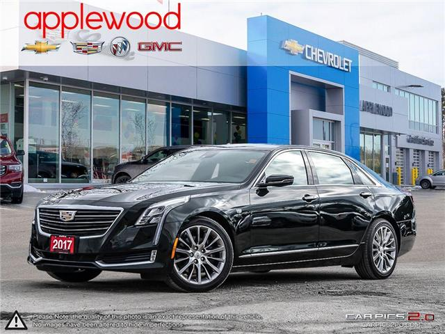 2017 Cadillac CT6 3.0L Twin Turbo Luxury (Stk: 2057A1) in Mississauga - Image 1 of 27