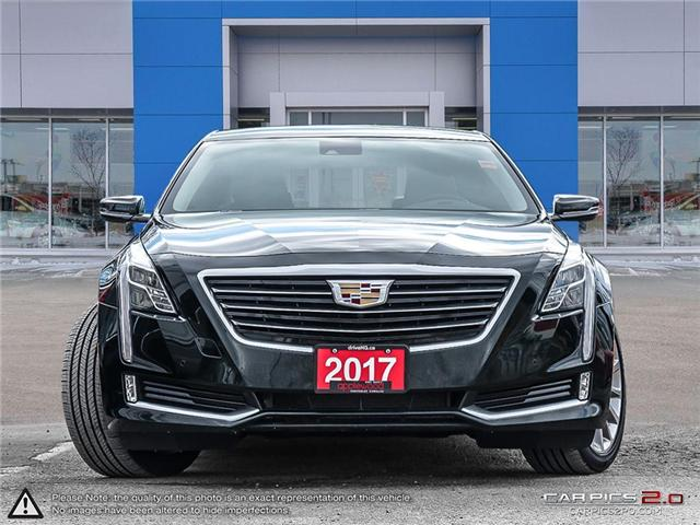 2017 Cadillac CT6 3.0L Twin Turbo Luxury (Stk: 2057A1) in Mississauga - Image 2 of 27