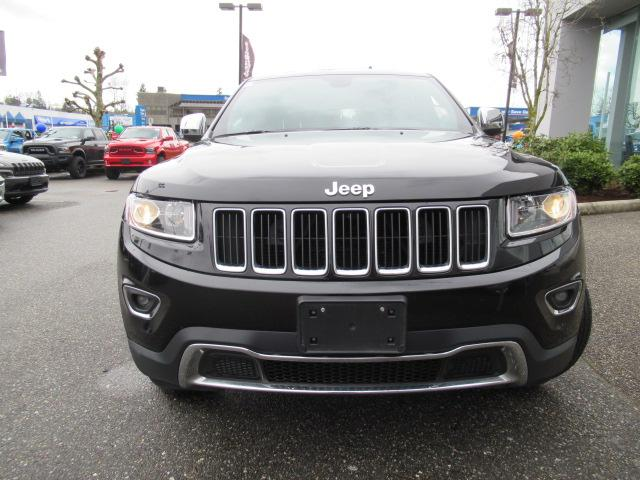 2016 Jeep Grand Cherokee Limited (Stk: EE889950) in Surrey - Image 2 of 26