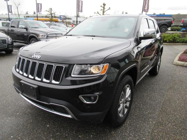 2016 Jeep Grand Cherokee Limited (Stk: EE889950) in Surrey - Image 3 of 26