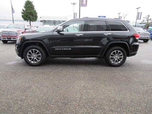 2016 Jeep Grand Cherokee Limited (Stk: EE889950) in Surrey - Image 4 of 26